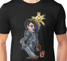 Tiny Fantasy Adventures: Paladin Unisex T-Shirt