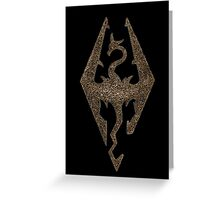 Skyrim - Empire  Greeting Card