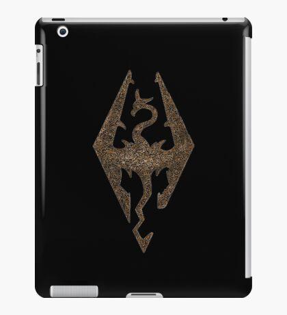 Skyrim symbol iPad Case/Skin