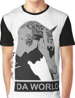 RAP / HIP-HOP: Tupac Shakur aka 2Pac / Makaveli Graphic T-Shirt