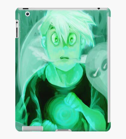 Ghosting iPad Case/Skin