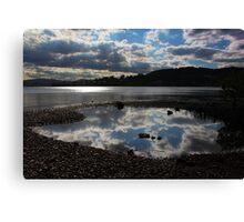 Lake Macquarie, Warners Bay, NSW Canvas Print
