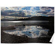 Lake Macquarie, Warners Bay, NSW Poster