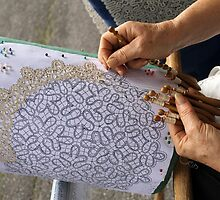 lace making by spetenfia