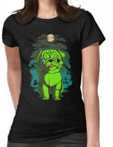 Pugenstein Womens Fitted T-Shirt