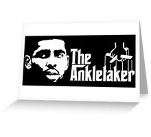 Kyrie Irving as 'The Ankletaker' Greeting Card