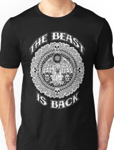 The Beast is Back Unisex T-Shirt