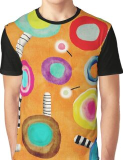 Dandelion Rain Graphic T-Shirt