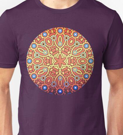 Burgkaba Mandala [No Logo] Unisex T-Shirt
