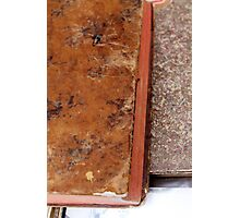 old books Photographic Print