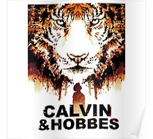 Calvin And Hobbes Poster Poster