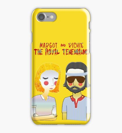 Margot& Richie ♥ iPhone Case/Skin