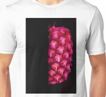 Purple abstract pineapple  Unisex T-Shirt