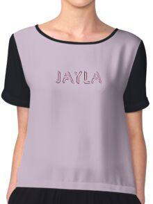 Jayla Chiffon Top