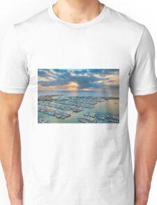 Marina sunbeams  Unisex T-Shirt