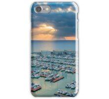 Marina sunbeams  iPhone Case/Skin