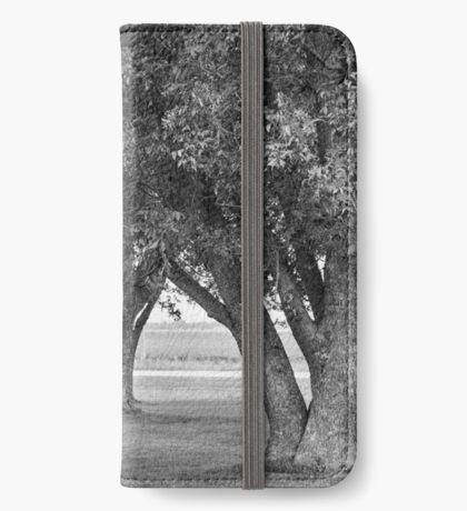 Three Trees, Walnut Ridge, AR iPhone Wallet/Case/Skin