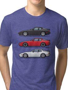 P 944 951 Turbo Trio Tri-blend T-Shirt