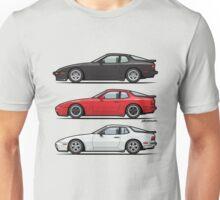 P 944 951 Turbo Trio Unisex T-Shirt