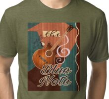 The Blue Note Tri-blend T-Shirt