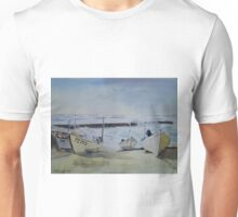 Sennen Cove Fishing Boats Unisex T-Shirt