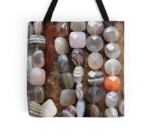 colored stones Tote Bag