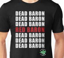 Red Baron Inverse Unisex T-Shirt