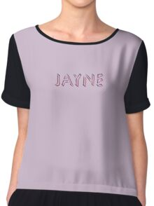 Jayne Chiffon Top