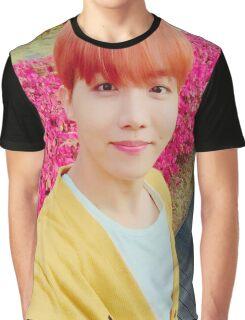 BTS JHope v6 Graphic T-Shirt