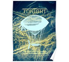 Smashing Pumpkins - Tonight Tonight   Poster