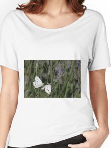 Love  Papillons - Butterfly  13 (t)  Okaio Création  Panasonic fz 1000   510.000 photos 2016 Women's Relaxed Fit T-Shirt