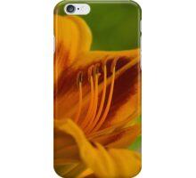 yellow rising iPhone Case/Skin