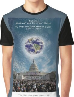 Our Mother Earth Graphic T-Shirt