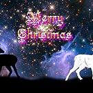 A Deer Merry Christmas by Dennis Melling