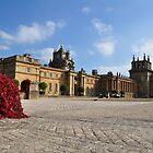 Blenheim Palace by gabriellaksz