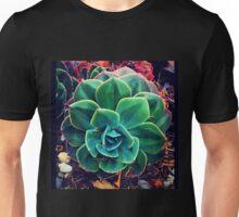 Stunning Succulent. Unisex T-Shirt