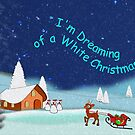 I'm Dreaming of a White Christmas 2 by Dennis Melling