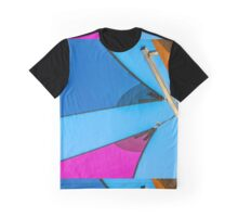 Shade Sails Graphic T-Shirt