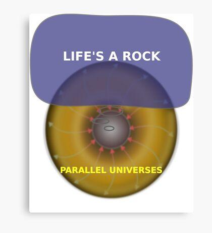 Parallel Universes - Chevy Canvas Print
