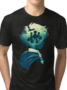 Adventure from another world Tri-blend T-Shirt