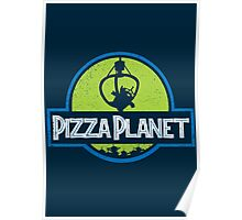 Pizza Planet Poster