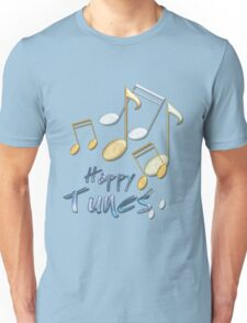 Happy Tunes Unisex T-Shirt