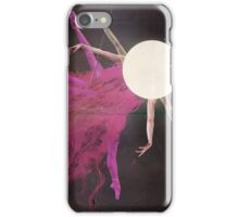 Ballet dancer iPhone Case/Skin