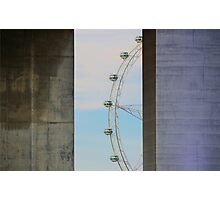 Who Framed Melbourne Star? Photographic Print