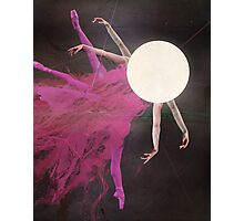 Ballet dancer Photographic Print