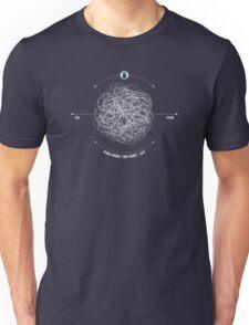 Time Travel Explained Unisex T-Shirt
