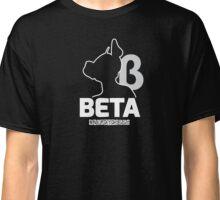 Nerdy Doggo Beta Classic T-Shirt