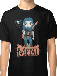 The Legend of Metal Classic T-Shirt