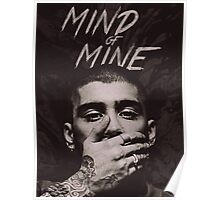 MIND OF MINE Poster