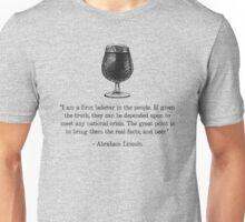 Beer Quote Unisex T-Shirt